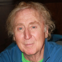 Author Gene Wilder