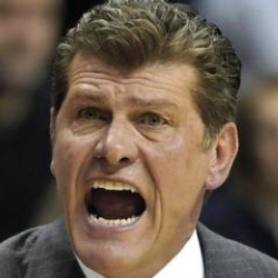 Author Geno Auriemma
