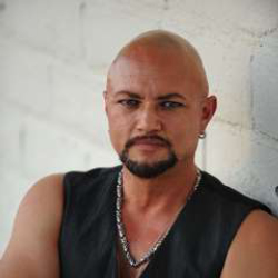 Author Geoff Tate