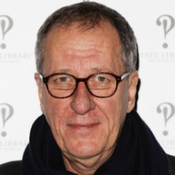 Author Geoffrey Rush