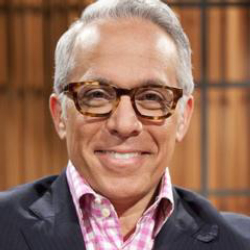 Author Geoffrey Zakarian