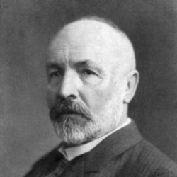 Author Georg Cantor