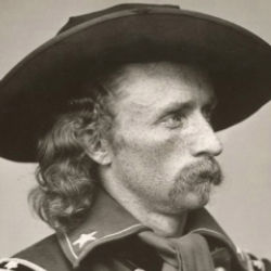 Author George Armstrong Custer