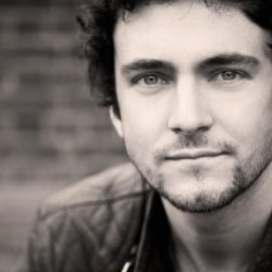 Author George Blagden