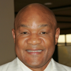 Author George Foreman