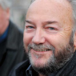 Author George Galloway