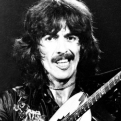 Author George Harrison