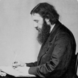 Author George MacDonald