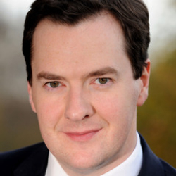 Author George Osborne