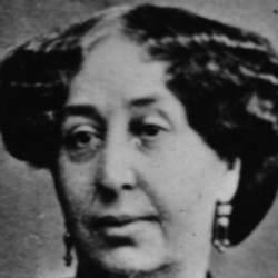 Author George Sand