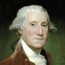 Author George Washington