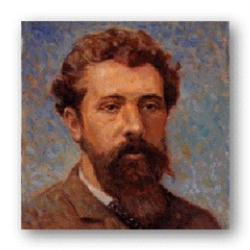 Author Georges Seurat