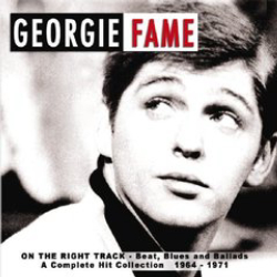 Author Georgie Fame
