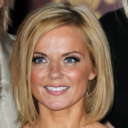Author Geri Halliwell