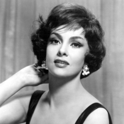 Author Gina Lollobrigida