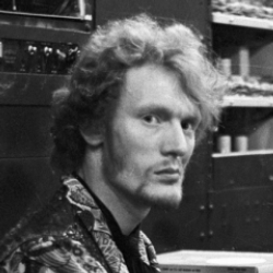 Author Ginger Baker