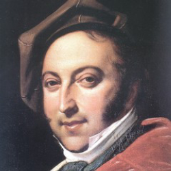 Author Gioachino Rossini