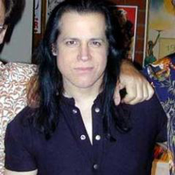 Author Glenn Danzig
