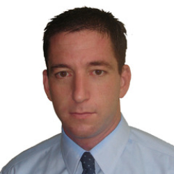 Author Glenn Greenwald