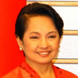 Author Gloria Macapagal-Arroyo