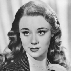 Author Glynis Johns