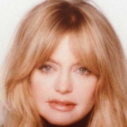 Author Goldie Hawn