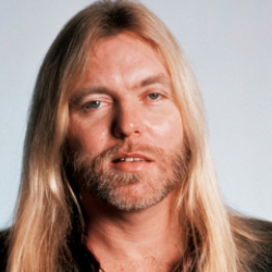 Author Gregg Allman