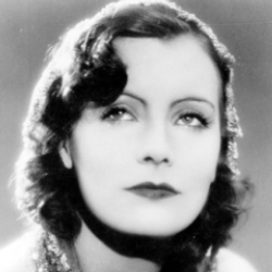 Author Greta Garbo