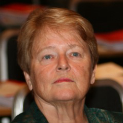 Author Gro Harlem Brundtland