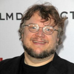 Author Guillermo del Toro