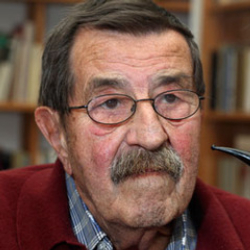 Author Gunter Grass