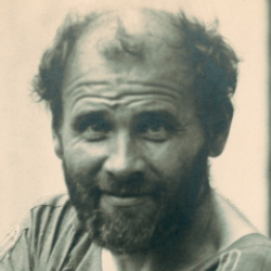 Author Gustav Klimt