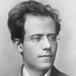 Author Gustav Mahler