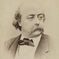 Author Gustave Flaubert