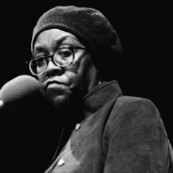 Author Gwendolyn Brooks