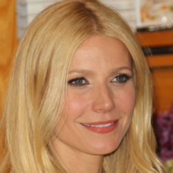 Author Gwyneth Paltrow