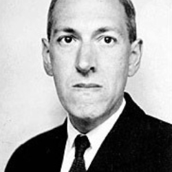 Author H. P. Lovecraft