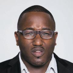 Author Hannibal Buress