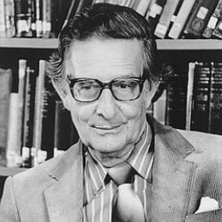 Author Hans Eysenck