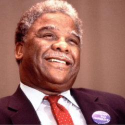 Author Harold Washington