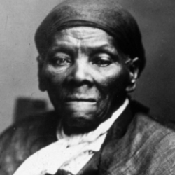 Author Harriet Tubman
