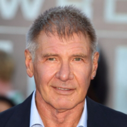 Author Harrison Ford