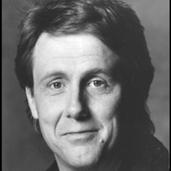 Author Harry Anderson