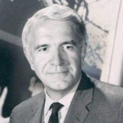 Author Harry Reasoner