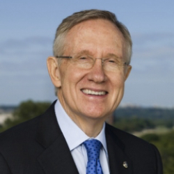 Author Harry Reid