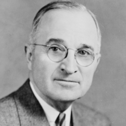 Author Harry S Truman