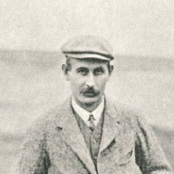 Author Harry Vardon