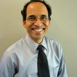 Author Harsha Bhogle