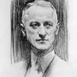 Author Harvey Cushing