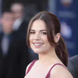 Author Hayley Atwell